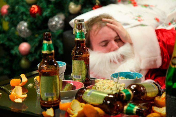 Опасности, которые таят в себе новогодние выходные