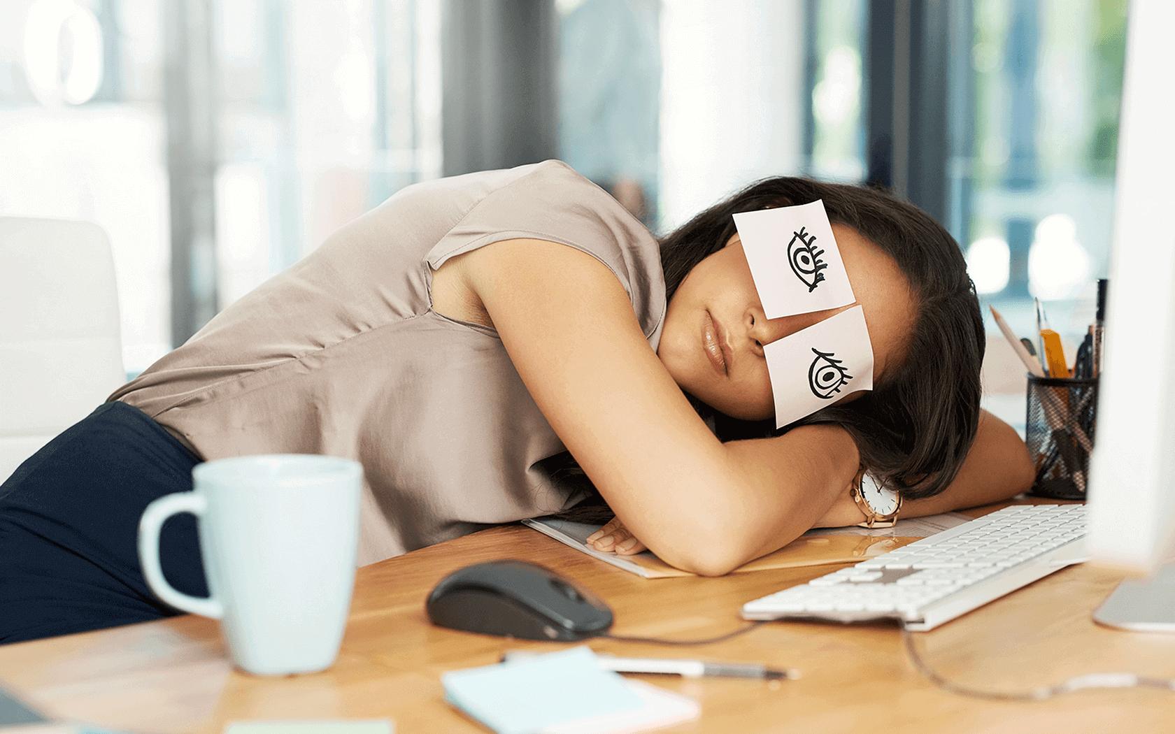 Как засыпать за 2 минуты: секретная техника от военных лётчиков