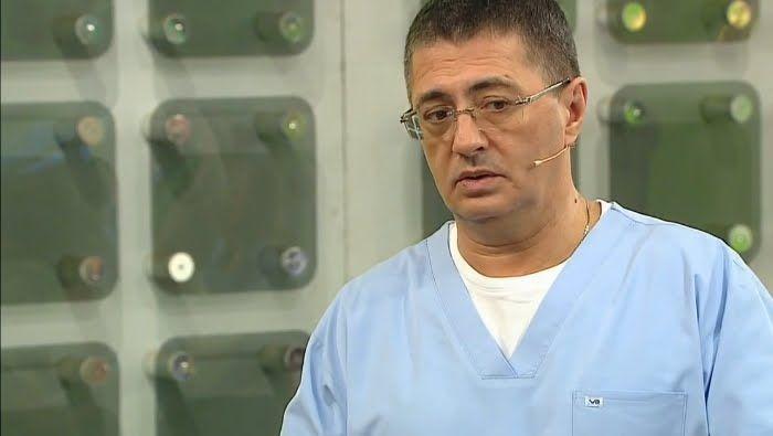 Доктор Мясников о коронавирусе