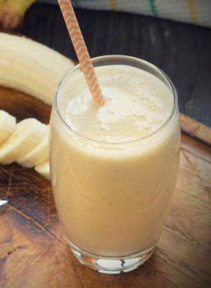 Банан с мёдом от кашля: рецепт для детей