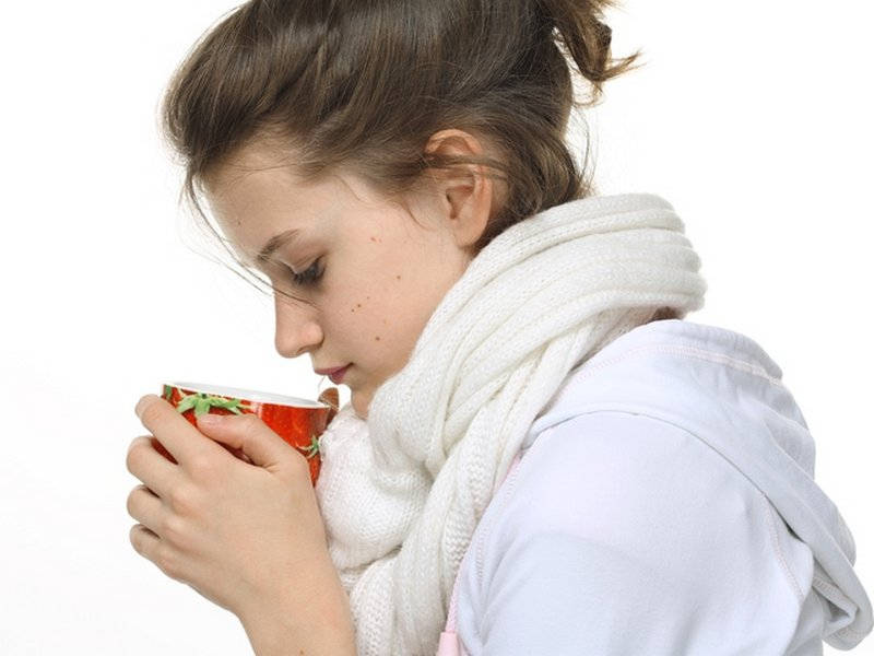 Народные средства лечения ларингита