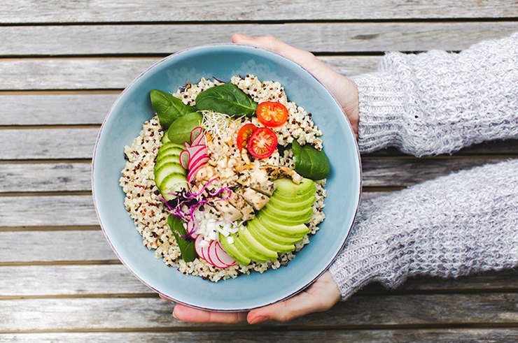 Правила питания для желающих избавиться от лишнего веса