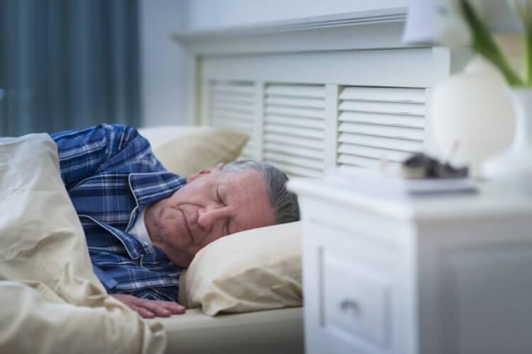 Почему с возрастом ухудшается качество сна?