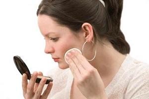 Аллергия на косметику на лице