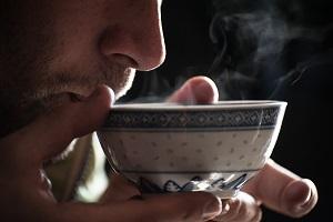 Горячий чай опасен для здоровья!