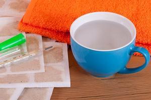Как вылечить насморк всего за 1 ночь? Простой домашний рецепт