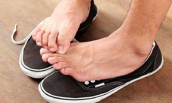 Народные средства избавления от запаха ног