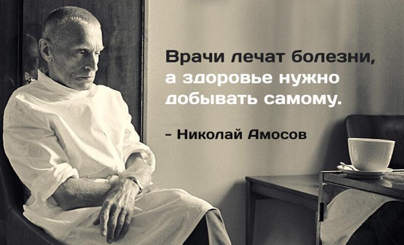 Гимнастика суставов академика Амосова