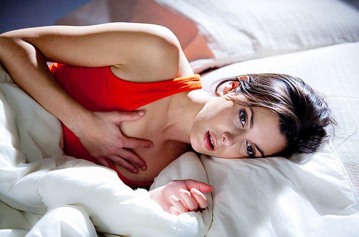 Проблемы со здоровьем, возникающие из-за недосыпа