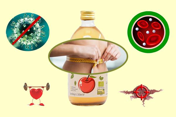 Как похудеть с помощью яблочного уксуса – совет эксперта