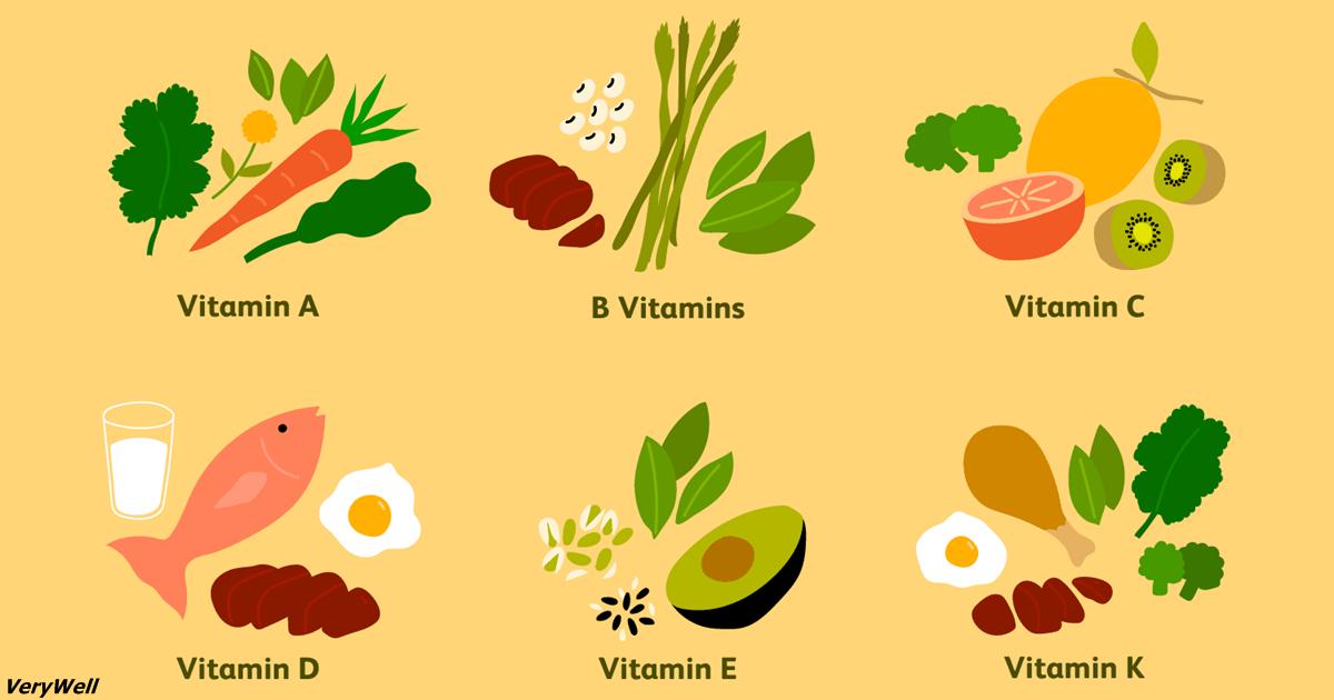 Вот 9 витаминов, которые вам реально нужны. Про остальные забудьте!