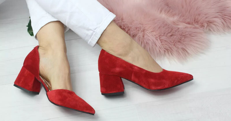Модно и не вредно: оптимальная высота каблука