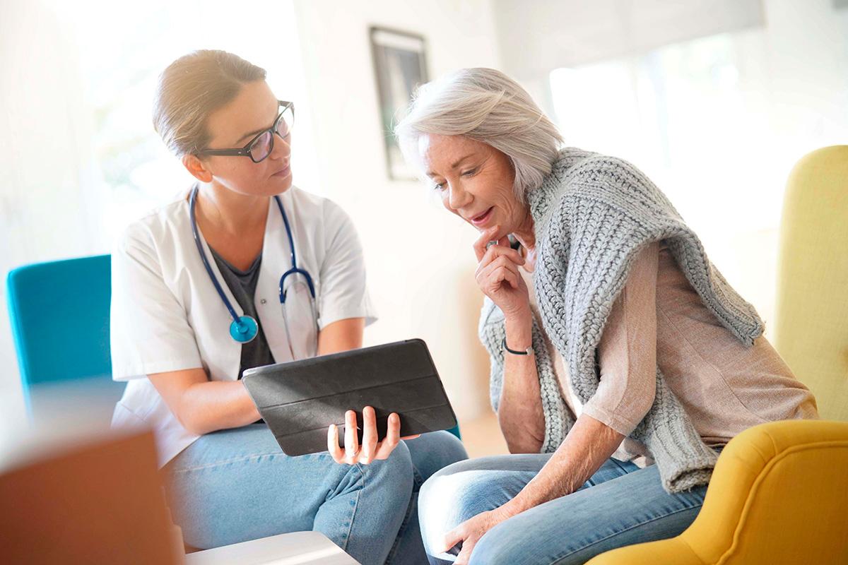 Как заботиться о здоровье после 50 лет   Журнал Домашний очаг