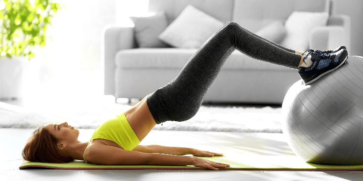 Как упражнения могут снизить риск смерти от COVID-19