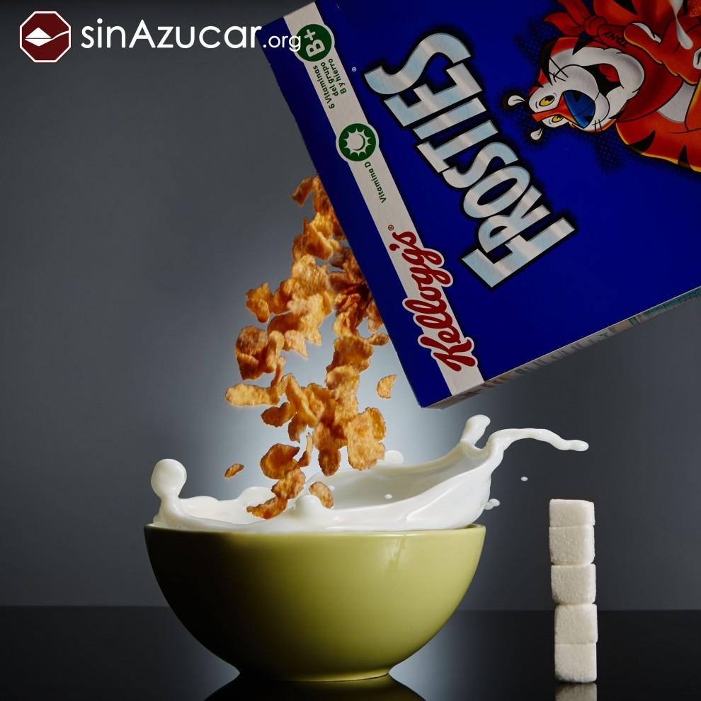 Сколько сахара в самых популярных продуктах?