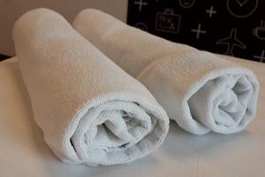 Как с помощью обыкновенного полотенца снизить давление?