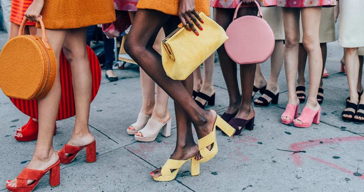 Обзор модной обуви 2020. Все тренды на любой вкус!