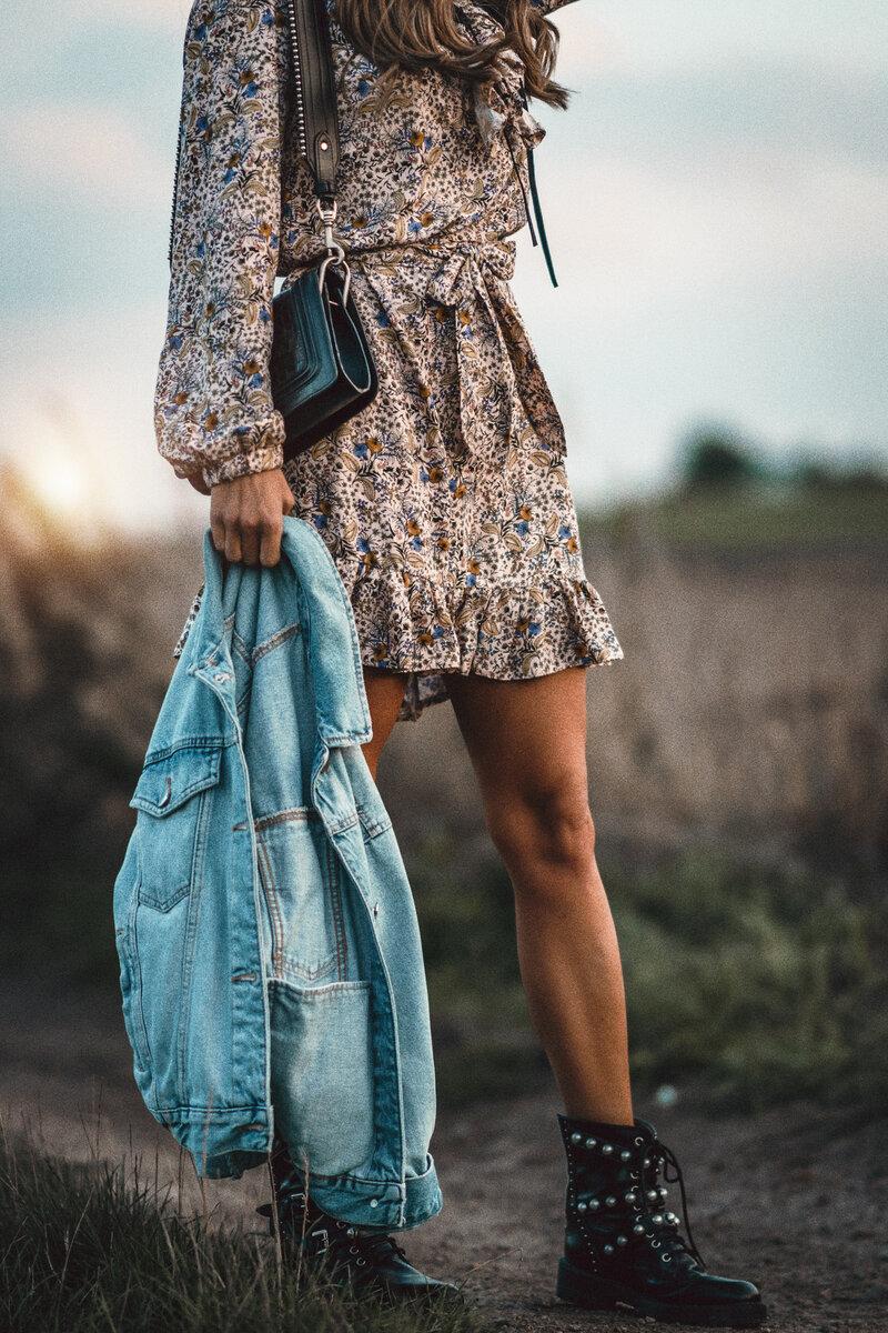 Собери свой букет! 26 лучших платьев с цветочным принтом для идеального лета