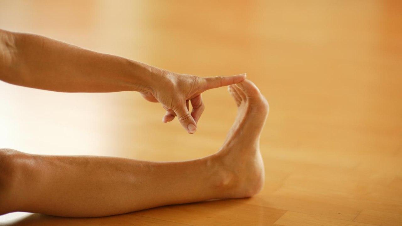 Индийская суставная гимнастика