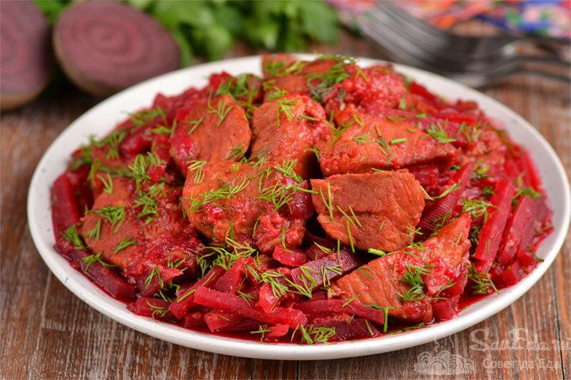 Шпундра - старинное блюдо из мяса. Два варианта приготовления. Неожиданный вкус!