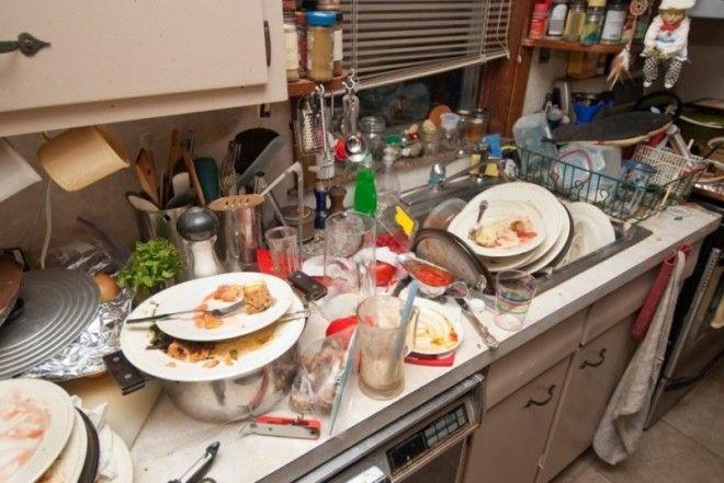 Почему в гостях нельзя мыть посуду