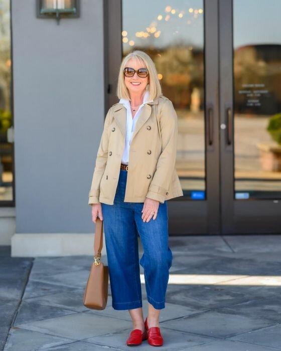 Стиль и образы для современной женщины 50+. Учимся быть модной
