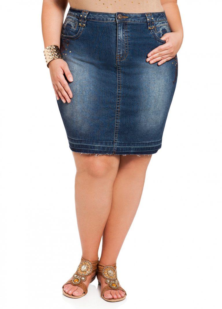 Как правильно выбрать джинсовую одежду на полную и худую фигуру: Юбка, джинсы и жакет - рассмотрим на наглядном примере