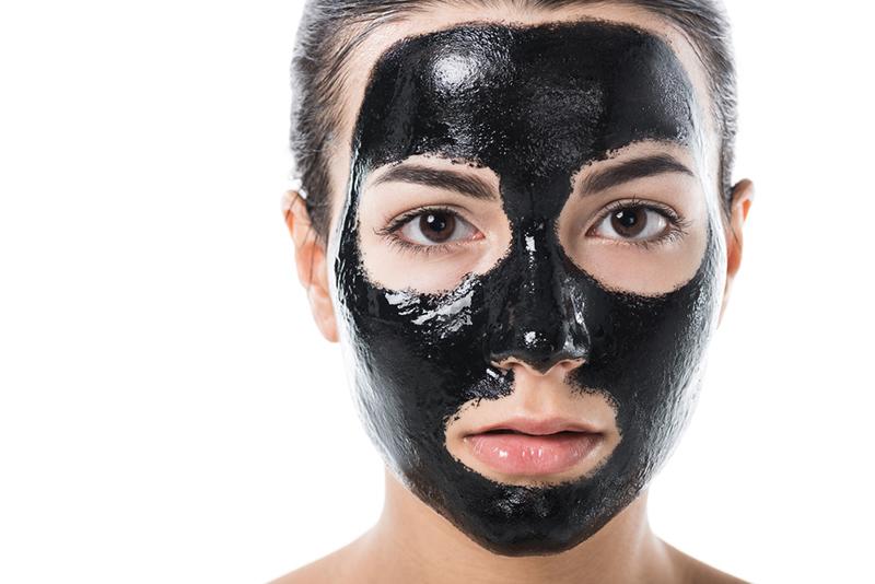маска для лица из желатина
