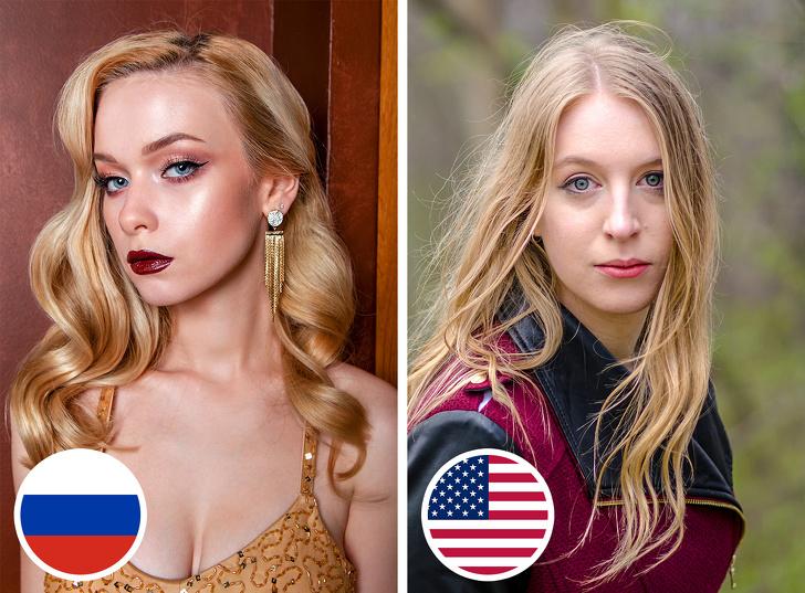 Почему русские женщины всегда стараются понравиться кому-то, а европейские одеваются так, как нравится им