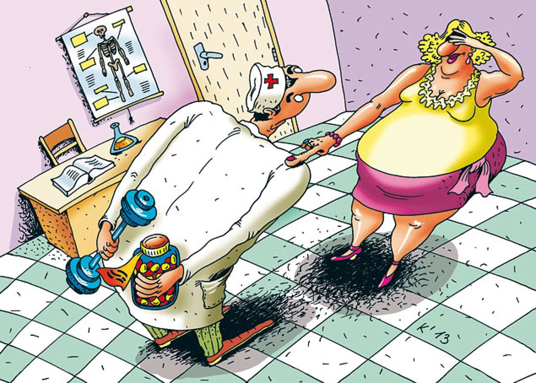 Доктор Александр Мясников: «Простой способ похудеть без лекарств – разогнать обмен веществ»