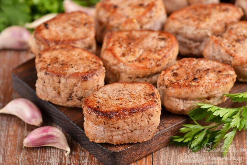 Без маринования и за считанные минуты готовлю сочную и очень нежную свинину (делюсь рецептом)