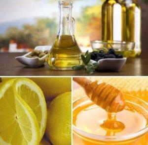 Мед, лимон, оливковое масло – рецепт молодости и здоровья