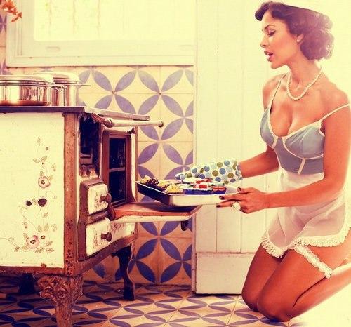 Жена, как конфетка...