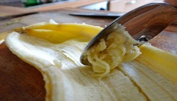После того, как Вы прочитаете это, Вы никогда больше не станете выбрасывать эту часть бананов!