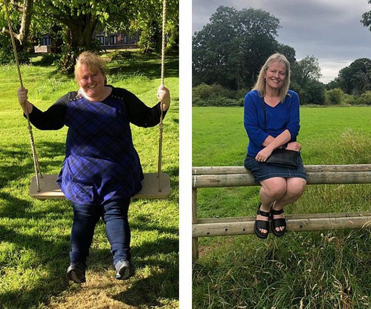 Мать двоих детей рассказала, какпохудеть на82кгзагодинепотерять мотивацию