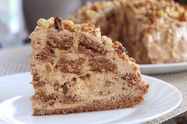 Просто шикарный торт «Несквик» — невозможно оторваться! Обалденно!