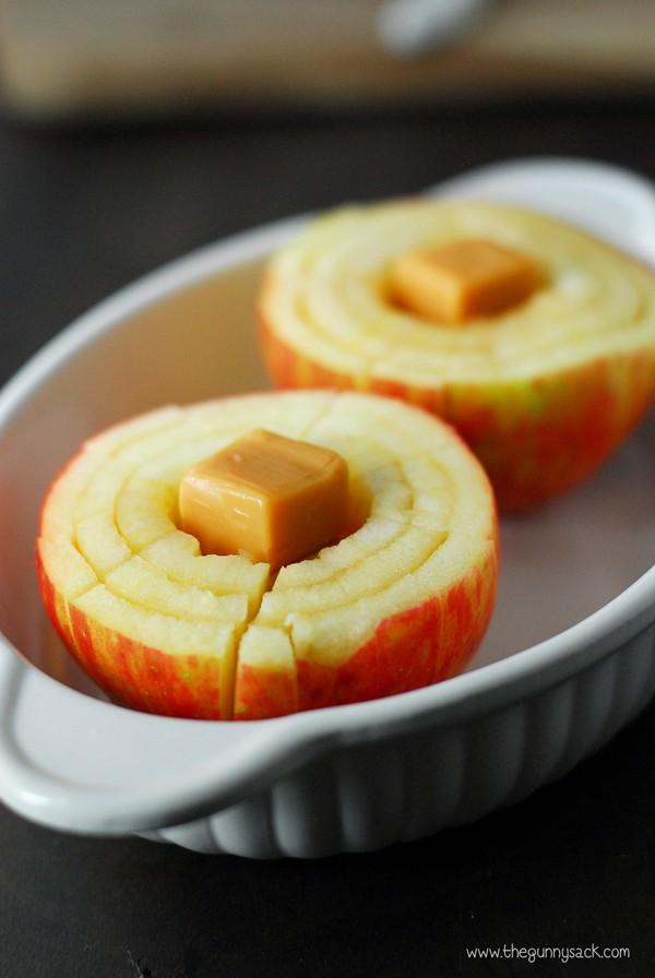 Просто вкусняшка. Рецепт запеченных яблок Блуммина.