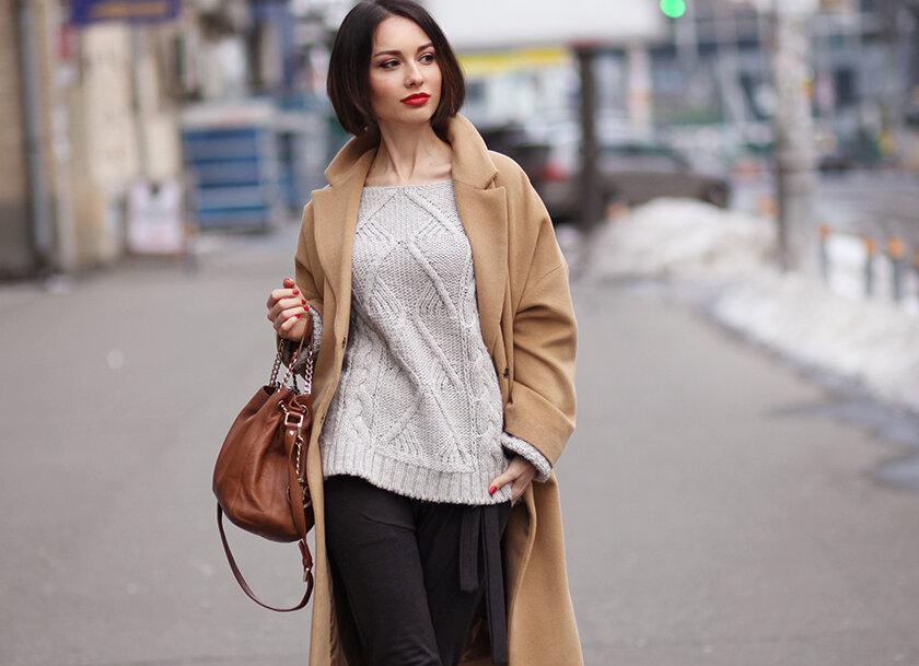 Теплый свитер на осень: однотонный или с рисунком, что выбрать? (Фото О.Карамазова)