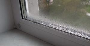 Вот как избавиться от влаги на пластиковых окнах. Забудьте об этой проблеме навсегда!