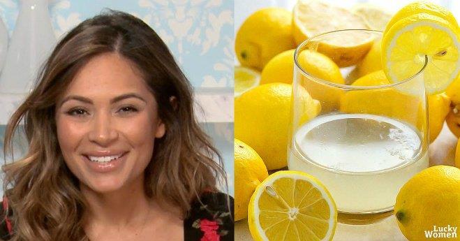 Я 365 дней пила теплую воду с лимоном и медом! Результаты оказались невероятными!