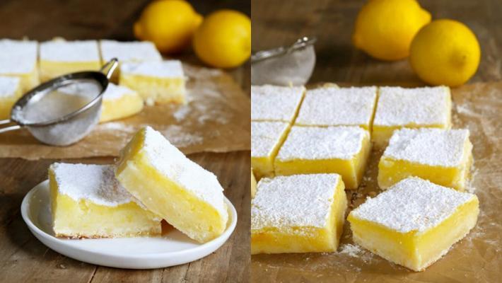 Легкая кислинка и свежий аромат лимона придают выпечке особенный вкус, который покоряет взрослых и детей.