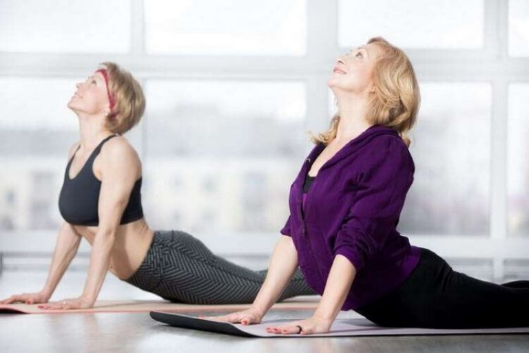 Пять обязательных ежедневных упражнений для женщин после 40 лет