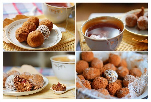 Полезные десерты своими руками: без сахара, без муки и без выпечки