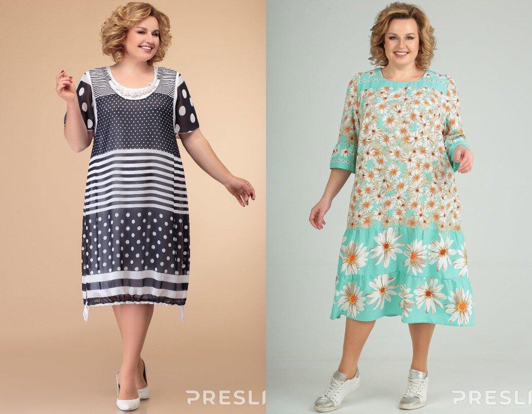 Пример платьев, от которых стоит отказаться женщине 50+ - прибавляют возраст
