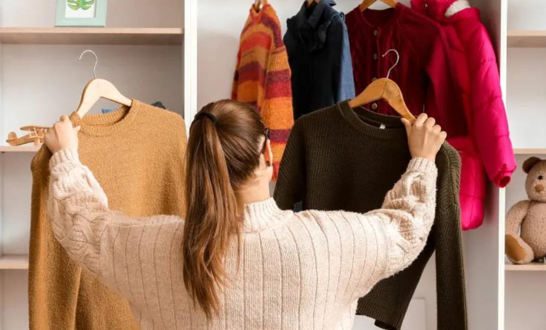 Как правильно носить тёплый джемпер дамам с пышными формами? Комментарии с примерами