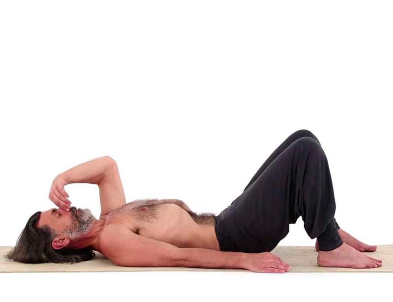Спасительные статические упражнения при гипертонии