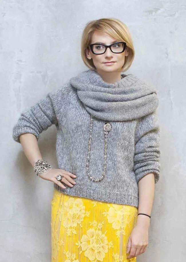Выбираем свитера на осень и зиму. Актуальные модели этого сезона