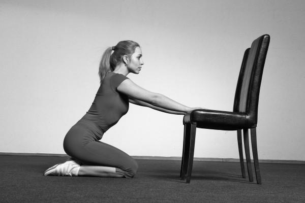 Даосская практика – ходьба на коленях. Улучшит зрение, укрепит кости, волосы и зубы
