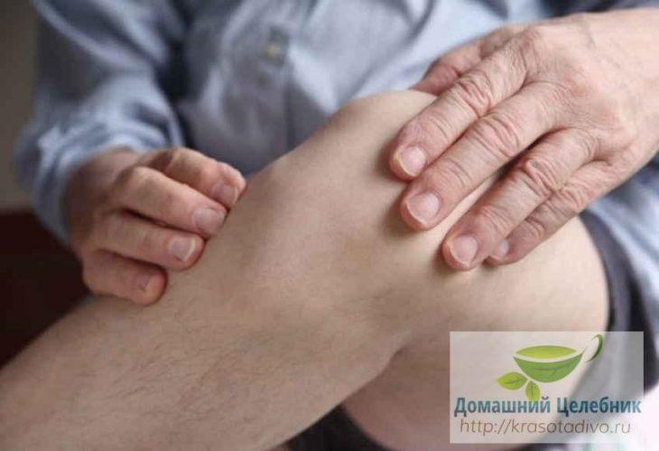 Если болят колени — мучиться не нужно. Рецепты эти примените и спокойненько усните! Без вреда и таблеток лечимся