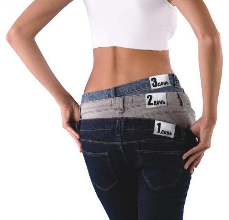 Диета «10×10» – или как можно сбросить вес за 10 дней на 10 кг